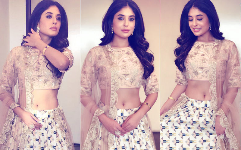 5 Pics Of Kritika Kamra Which Prove She Is The Queen Of Traditional Wear