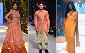 Bombay Times Fashion Week 2019: Chitrangada Singh, Hina Khan, Priyank Sharma Sizzle On the Ramp