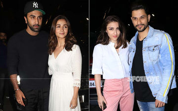 De De Pyaar De Screening: Ranbir-Alia, Soha Ali Khan-Kunal Kemmu And Many Others Watch The Film