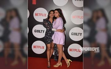 Guilty Screening: Alia Bhatt's Love-Fest With Akansha Ranjan Kapoor Makes Heads Turn; Best Friends Hug It Out