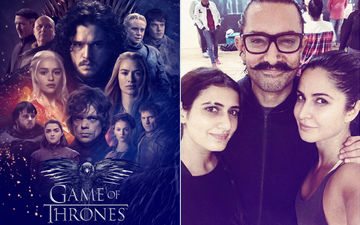 Game Of Thrones & Amitabh Bachchan-Katrina Kaif-Aamir Khan's Thugs of Hindostan Have Something In Common