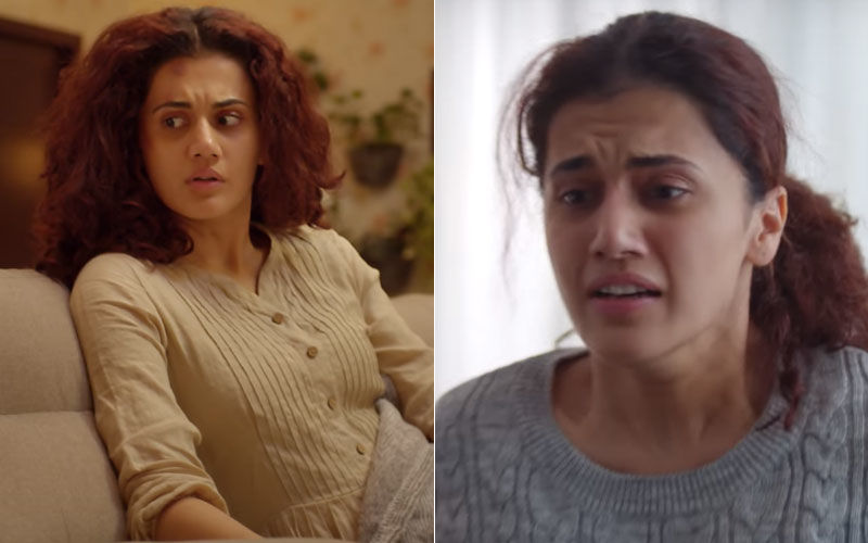 Game Over Teaser: A Wheelchair-Bound Taapsee Pannu Is Troubled By An Uninvited Guest
