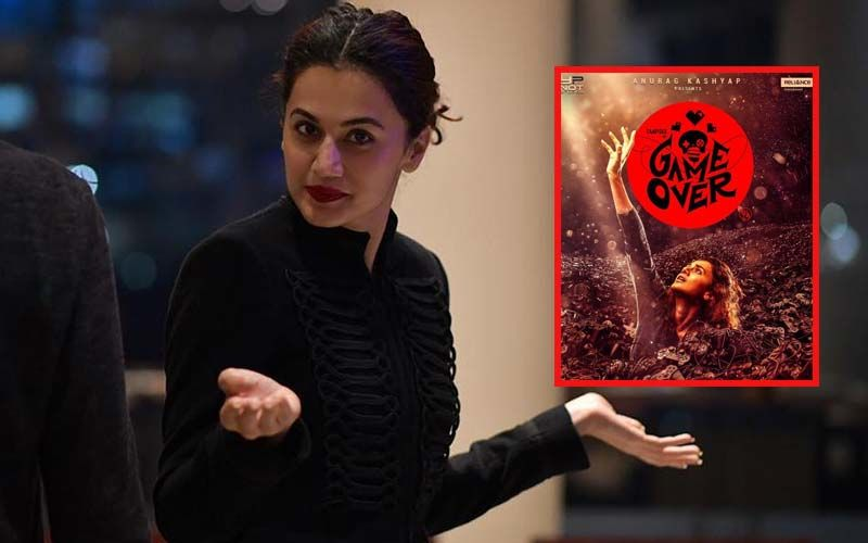 The Game Is Far From Over For Taapsee Pannu's Game Over!