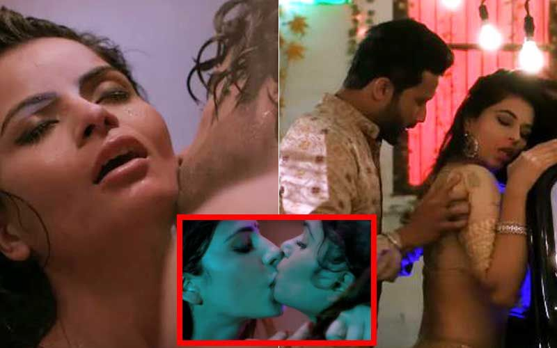 Gandii Baat 3: Hot On The Heels Of A Leaked Sex Scene, Makers Drop An Erotic Trailer For The Naughty Web Show