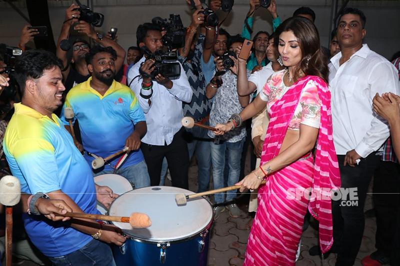 ganesh chaturthi 2018 shilpa shetty