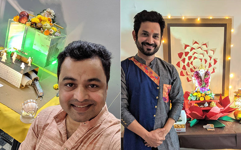 Ganesh Chaturthi 2019: Marathi Celebs Welcome 'Bappa' In A Festive Spirit