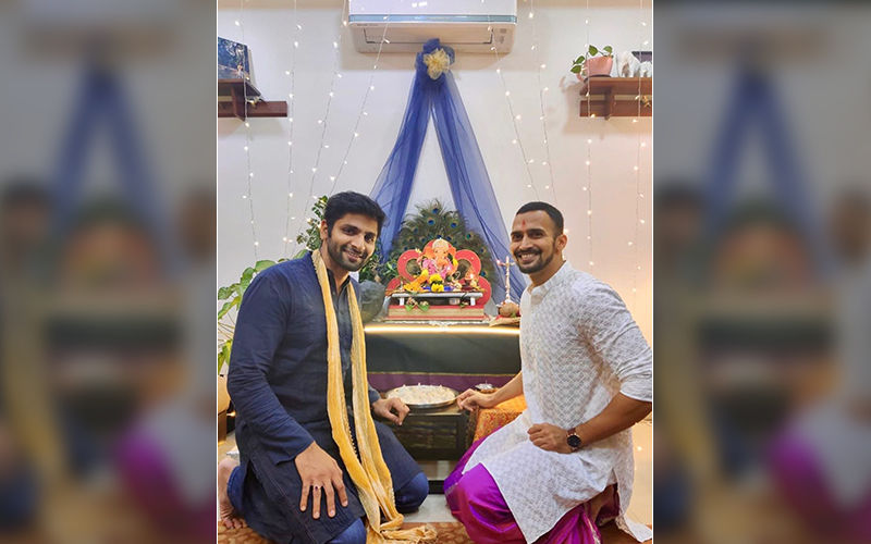 Ganesh Chaturthi 2019: Vaibhav Tatwawaadi Is Thrilled By Bhushan Pradhan's Hospitality
