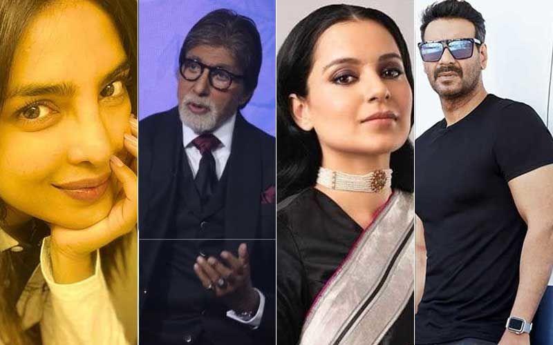 Ganesh Chaturthi 2020: Amitabh Bachchan, Priyanka Chopra, Ajay Devgn, Kangana Ranaut Wish Their Fans On The Auspicious Day