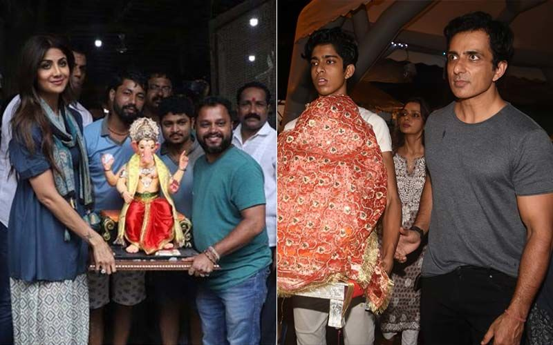 Ganesh Chaturthi 2019 LIVE Updates: Bollywood Stars Celebrate, Pour In Wishes As They Welcome Ganpati Bappa Home
