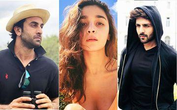 Not Ranbir Kapoor, But Kartik Aaryan To Romance Alia Bhatt In Sanjay Leela Bhansali's Gangubai?