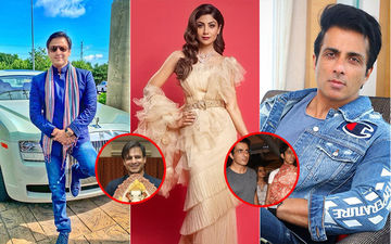 Ganesh Chaturthi 2019: Shilpa Shetty, Sanjay Dutt, Sonu Sood And Vivek Oberoi Welcome Lord Ganesha Home