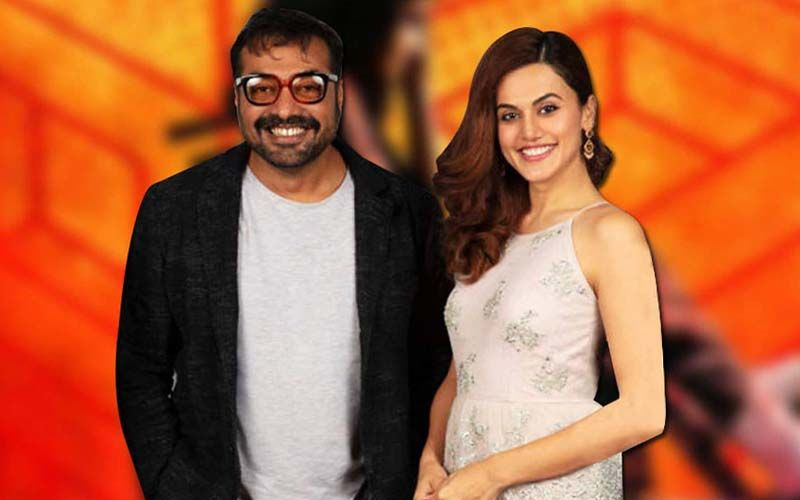Anurag Kashyap At Screening Of Taapsee Pannu's Thappad: 'Kitni Problems Solve Ho Jaengi, If Home Minister Says SORRY'