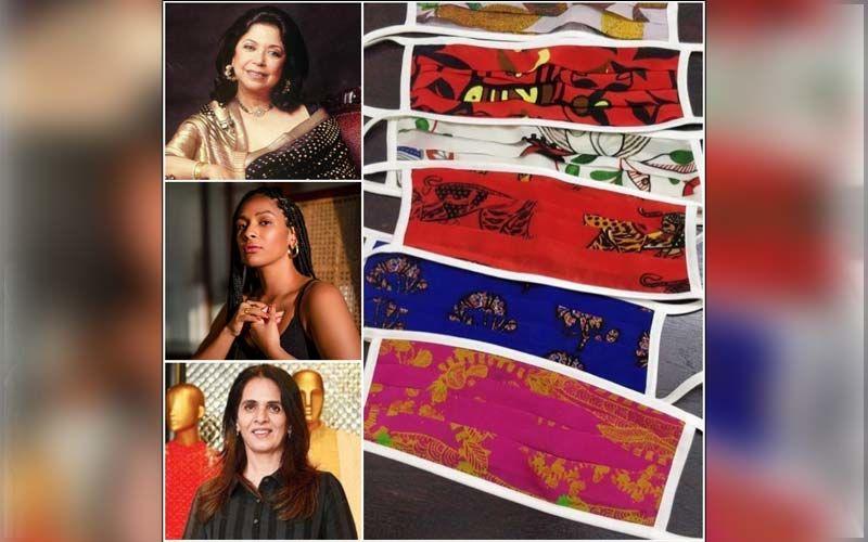 Masaba Gupta, Ritu Kumar, Anita Dongre 'Mask Up' For Fight Against Coronavirus; Ladies Design Stylish And Trendy, Reusable Masks