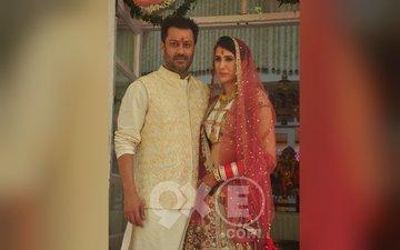 Abhishek Kapoor And Pragya Yadav Exclusive Wedding Pictures