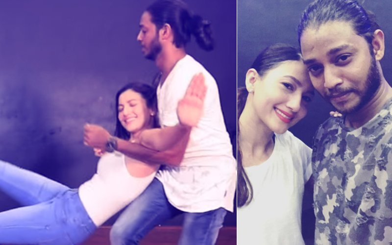 Did Gauahar Khan's New Lover Melvin Louis Just ADMIT To Their Relationship?