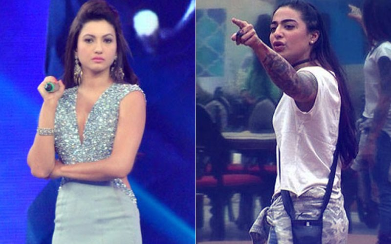 WHAT? Gauahar Khan & Bani J Unfollow Each Other On Social Media