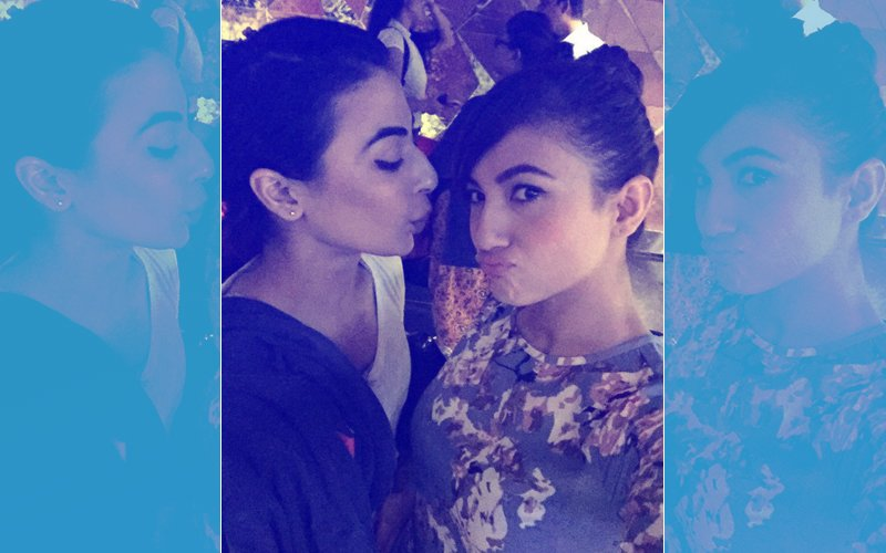 Say What! Bani J Wishes Gauahar Khan With A Throwback Picture