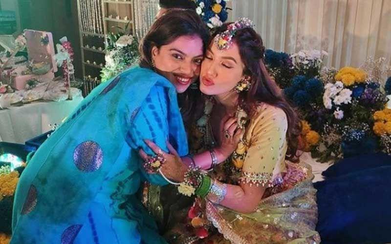 Gauahar Khan-Zaid Darbar Wedding: Bride-To-Be Gauahar Is Heart Broken As BFF Preeti Simoes Misses Her Flight For Her Haldi Ceremony