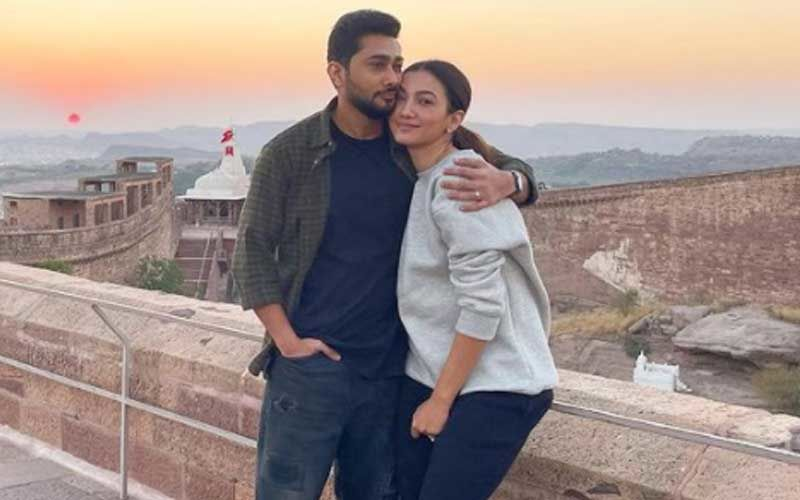 Gauahar Khan-Zaid Darbar Celebrate First Month Wedding Anniversary; Share Most Adorable Unseen Picture From Their Fairy Tale Wedding