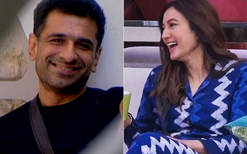Bigg Boss 14: Eijaz Khan Tells Kavita Kaushik He Has A Crush On Gauahar Khan And Admires Her Charm; Gauahar REACTS: 'Such Kind Words'
