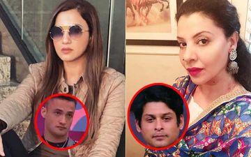 Bigg Boss 13: Ex-Bigg Boss Contestants Gauahar Khan And Sambhavna Seth Argue Over Sidharth Shukla-Asim Riaz