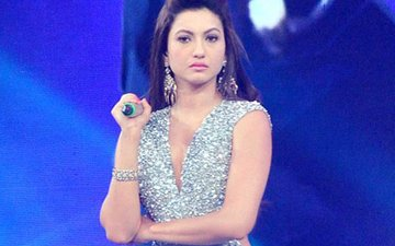 Gauahar Khan Lashes Out At A Hater For Calling Her A Pakistani