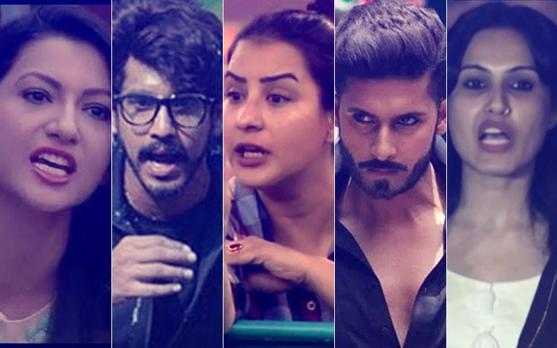 Bigg Boss 11: Yesterday's Episode Has Raised The Temperature Outside. Gauahar Khan, Kamya Punjabi, Ravi Dubey & Suyyash Rai Are UPSET With Shilpa Shinde