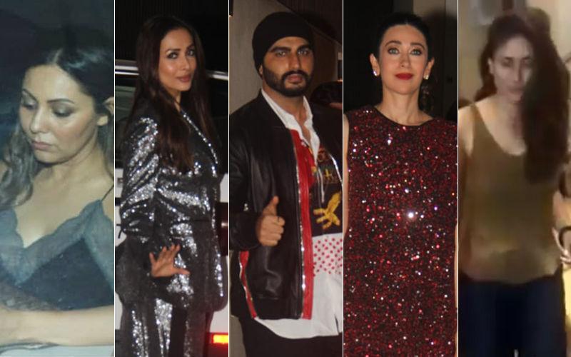 Gauri Khan, Malaika-Arjun, Karisma-Kareena Arrive For Anu Dewan's House Party