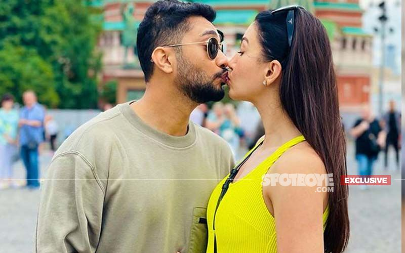 Gauahar Khan Recalls How Husband Zaid Darbar Proposed To Her On Her Birthday Last Year; Says, 'I Am Fortunate'- EXCLUSIVE