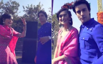 Gautam Rode & Pankhuri Awasthy's MEHENDI VIDEO Is Straight Out Of A Fairytale
