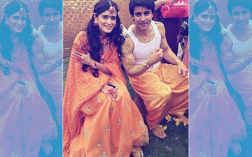 Haldi Ceremony Pictures Of Gautam Rode And Pankhuri Awasthy