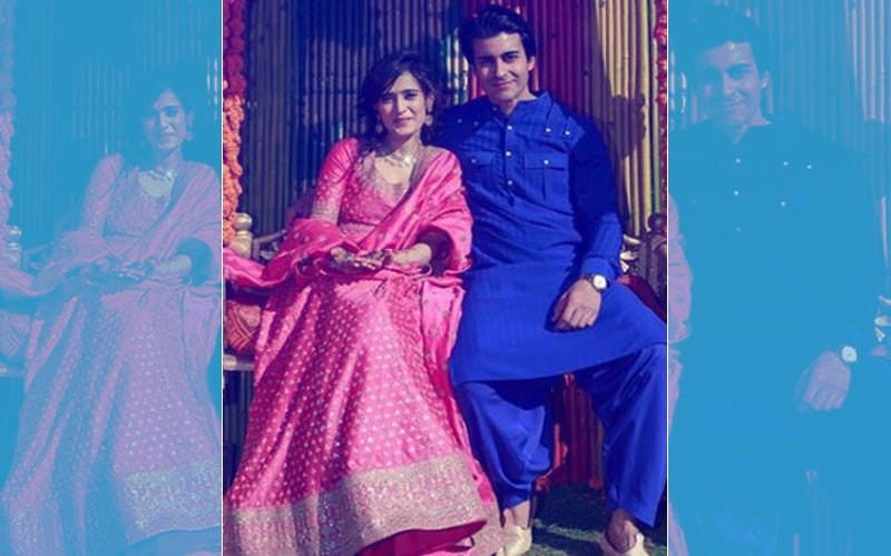 Gautam Rode & Pankhuri Awasthy Are Man And Wife