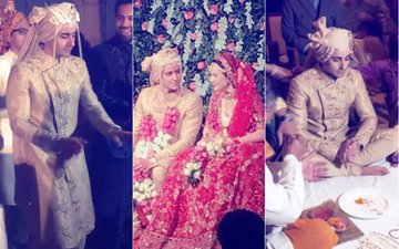 WEDDING VIDEOS & PICS: Gautam Rode & Pankuri Awasthy's PICTURE PERFECT Moments!