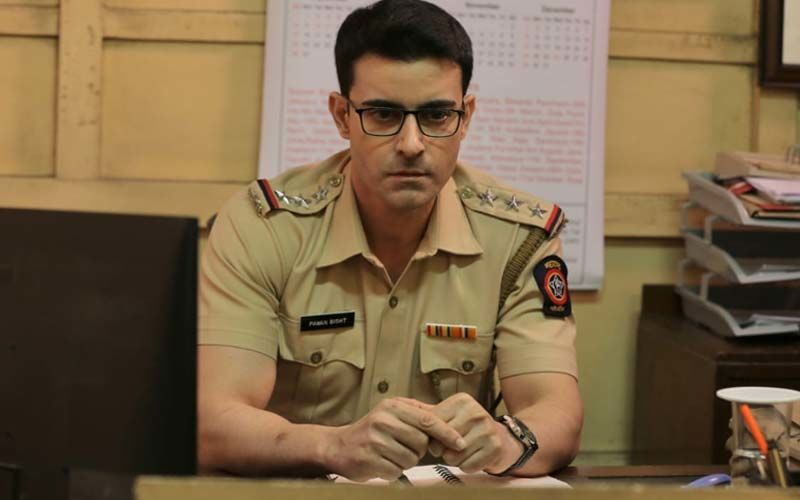 Gautam Rode Transforms Into Fierce Cop For The Upcoming Web Series Nakaab!