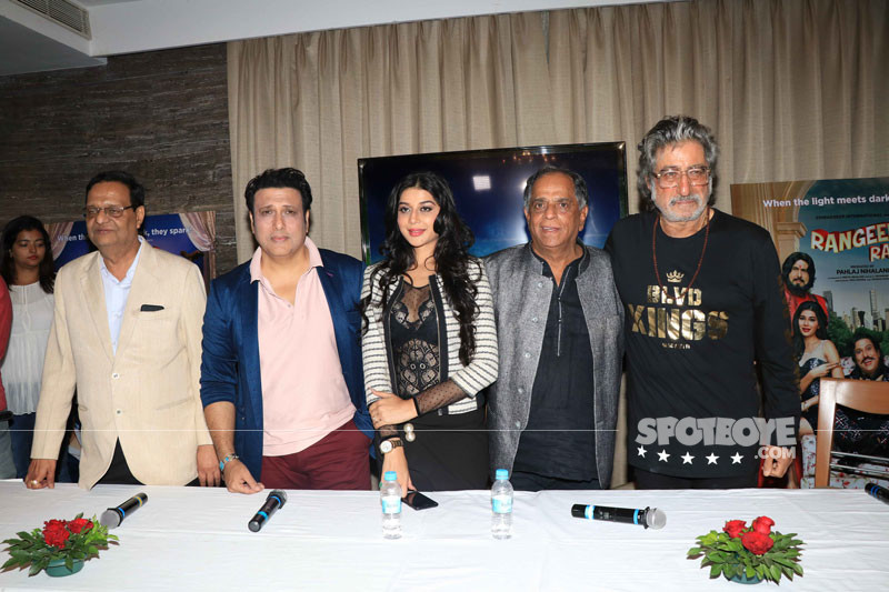 rangeela raja starcast press conference
