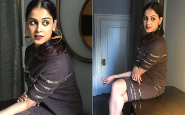Genelia Deshmukh's New Post Is Setting Fashion Goals For Women