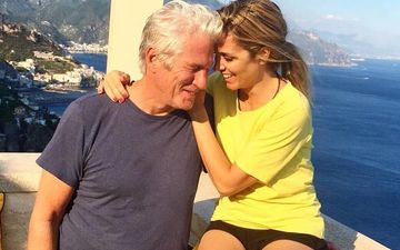 70-Year-Old Richard Gere Expecting Second Child With 36-Year-Old Wife Alejandra Silva