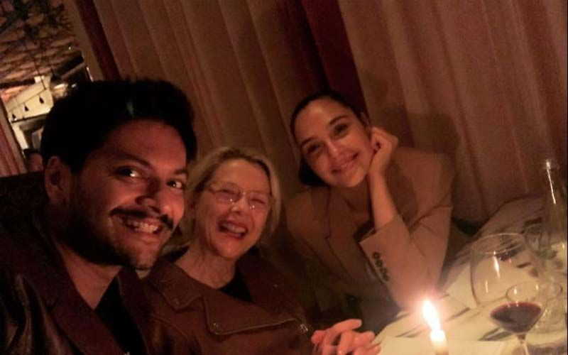 Wonderwoman Gal Gadot Hosts A Birthday Dinner For Ali Fazal In London; Sings Happy Birthday For Him- VIDEO