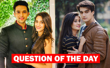 Which Couple's Chemistry Is More Evident: Erica Fernandes-Parth Samthaan Or Shivangi Joshi-Mohsin Khan?
