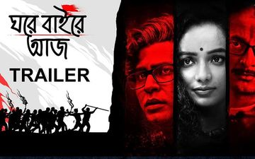 Ghawre Bairey Aaj: Director Arindam Sil Praises Aparna Sen's Film, Gives Her Kudos For Fearless Depiction Of Political System