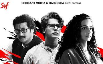 Ghawre Bairey Aaj Third Poster Starring Jisshu Sengupta, Anirban Bhattacharya, Tuhina Das Released