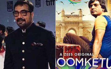 Ghoomketu: Anurag Kashyap Accused Of Plagiarism By A Netizen; Filmmaker Schools Him, 'Jaanch Padtaal Karke Aarop Lagayein'