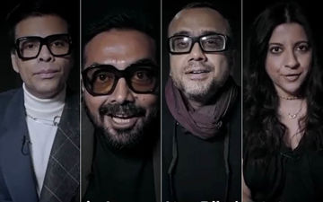 Ghost Stories: Karan Johar, Dibakar Banerjee, Zoya Akhtar And Anurag Kashyap Set To Creep You Out – Video
