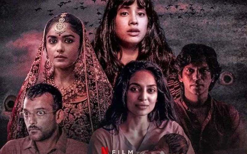 Binge Or Cringe? Ghost Stories Doesn't 'Scare Enough'; Janhvi Kapoor And Mrunal Thakur Starrer Is Not For Horror Aficionados