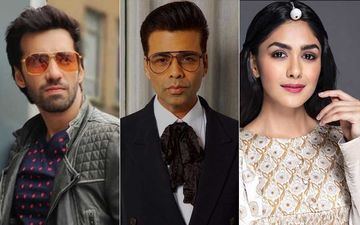 Ghost Stories: Avinash Tiwary And Mrunal Thakur To Play The Lead In Karan Johar's Web Show