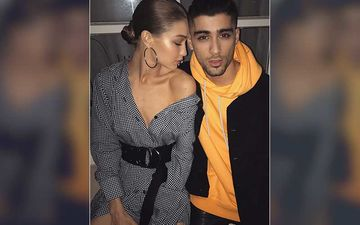 Parents-To-Be Gigi Hadid And Zayn Malik Hold Hands In Adorable First Pic Post Dropping Pregnancy News