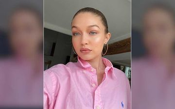Gigi Hadid Reveals Her Pregnancy Look During An Instagram LIVE Session; Supermodel Talks About Her Fuller Cheeks