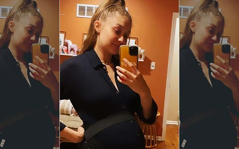 Gigi Hadid Shares Never-Seen-Before Pictures Of Her Pregnancy As She Takes Fans Inside The Nursery Designed For Her And Zayn Malik's Baby