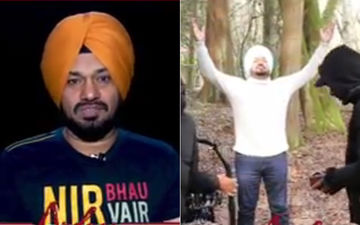 Gippy Grewal Shares BTS Video From The Sets Of 'Ardass Karaan'
