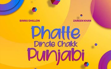Gippy Grewal Teams Up With Binnu Dhillon And Zareen Khan For A New Film 'Phatte Dinde Chakk Punjabi'.